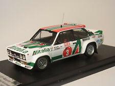 FIAT 131 Abarth 1000 Lakes Rallye Finnland 1978 Markku  Alen Trofeu RR.FI04