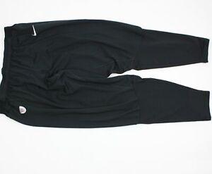 San Francisco 49ers Nike Dri-Fit Athletic Pants Men's Black Used