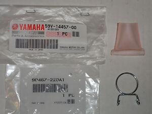Airbox Air Box Drain Cap Seal OEM Yamaha YFZ450 YFZ 450 Banshee Raptor Warrior