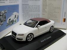 1/43 Schuco Audi A5 Cabriolet diecast