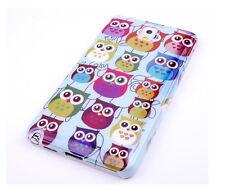 Schutzhülle f Samsung Galaxy Note 3 N9000 Tasche Case Cover Owl kleine Eule