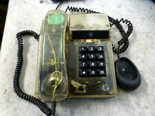 TN Tastentelefon L2 BP Transparent Plexi  klar Zusatzhörer Telefon telephone T&N