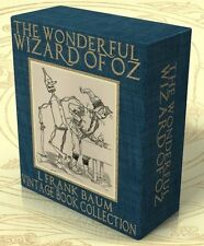 THE WIZARD of OZ, 24 Vintage Books + 883 Hi Res Images on DVD-Rom L. Frank Baum