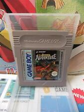 Game Boy GB:Castlevania Adventure [TOP KONAMI & AKUMAJO DRACULA] SEUL - Fr