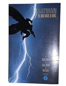 Batman The Dark Knight Returns 1st printing 1986