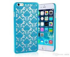 Housses et coques anti-chocs bleu en plastique rigide iPhone 6 pour téléphone mobile et assistant personnel (PDA)