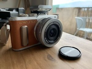 Olympus Pen E-PL8 (body and Lens)