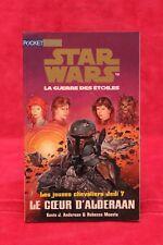 Star wars - Les jeunes chevaliers Jedi 7 - Le coeur d'Alderaan