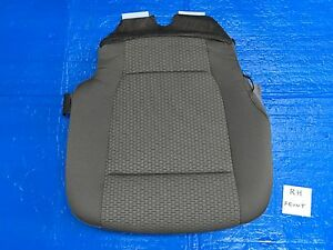 2015 2016 2017 FORD F150 XLT RIGHT FRONT SEAT COVER BOTTOM MEDIUM EARTH GRAY