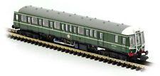 Dapol Class 122 55000 Green with Whiskers N Gauge DA2D-015-001