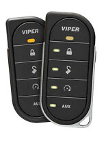 Viper 5806V 2 Way LED Car Alarm Security System and Remote Start System Starter