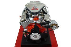 BBC Chevy 427 Big Block V8 Model Engine - Diecast 1:6 Scale Motor Replica