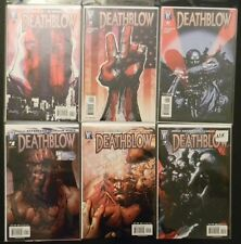 Wildstorm comics Deathblow 1 2 3 4 5 6 NM FREE SHIPPING