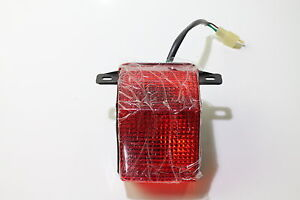 NEW Taillight Assembly Tail Lamp Brake Light United Motors Dual Sport 200 DS200