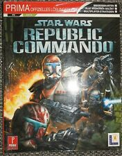 Star Wars Republic Commando - PRIMA - Offizielles Lösungsbuch (PC / Xbox) NEU