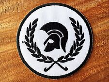 SKINHEAD OI Embroidered Sew Iron On Patch Punk rock Music Rock Band