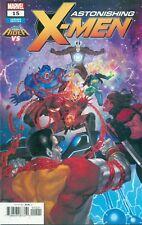 Astonishing X-Men #15 Dazzler Beast Cosmic Ghost Rider Vs Variant B NM/M 2018