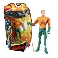 Dc Unlimited Aquaman Action Figure Mattel
