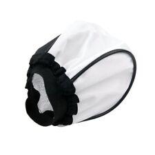 Type White Universal Bounce Diffuser Camera Flash Lamp Soft Box Cloth Cover
