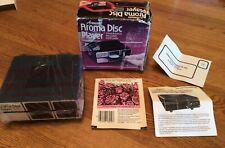 Nos Vintage Aroma Disc Fragrance Player With Box & Disc, Aromatherapy Rare