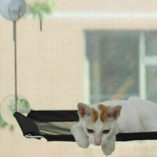 Window Mounts Cat Window Perches Resting Hammock & 4 Ultra Duty Suction Cups