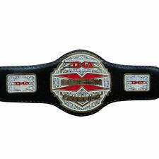 TNA Total Non Stop Action X Division Wrestling Championship Belt Adult Size