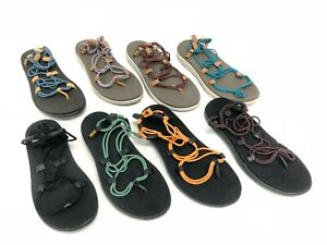Teva Women's Voya Infinity Sandals Elastic Straps Multiple Colors 1019622 Mush