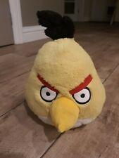 Plush Yellow Angry Bird