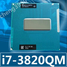Intel Core i7-3820QM Quad Core 2.7GHz 8MB  Socket G2 SR0MJ CPU Processor
