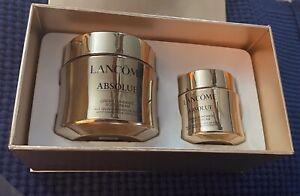 Lancome Absolue Revitalizing & Brightening Soft Cream Duo ~$332 value~BNIB