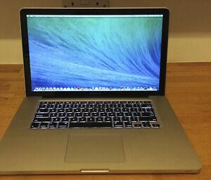 "Apple MacBook Pro 15"" - Core i5 2.4GHz (Mid 2010) 4GB 320GB HDD, GT 330M - VGC"