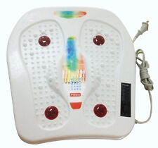 Foot Massager Far Infrared Heat Vibrating Massage Blood Circulation Pain Relief