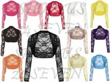 Lace Cropped Tops & Shirts Plus Size for Women