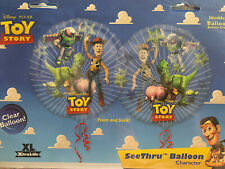 """Toy Story 26"""" Clear Balloon"""