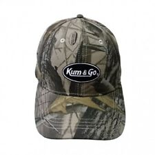 Official Kum and & Go Camo Hat Gas Station Cap Baseball Hunting camouflage
