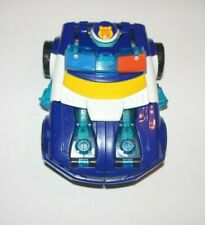 Transformers Chase Police Car Rescue Bots