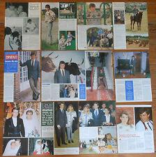ESPARTACO prensa 1980s spanish clippings Toros Torero Bullfighter photos
