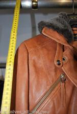 Motorrad-Jacken aus Leder für Frauen Größe 42