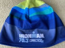 Nwt Boco Reversible Ironman Triathlon 70.3 Connecticut Unisex Beanie One Size