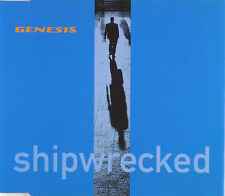 Maxi CD - Genesis - Shipwrecked - #A2199 - RAR