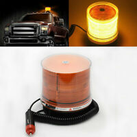 Yellow Amber LED Rooftop Strobe Lights Emergency Warning Flash Beacon 12V 24V