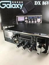 BRAND NEW IN BOX GALAXY DX-86V AM SSB Mobile Ham Radio PRO TUNED & ALIGNED
