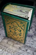 "Arabic Miniature 2"" Book Quran Koran Islam Mini Deluxe Collection Souvenir Gift"