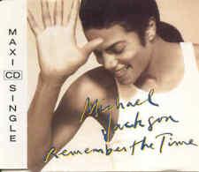 MICHAEL JACKSON - Remember the time 4TR CDM 1991