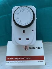 REDUCED !! 2x 24hr TIMER SECURITY PLUGS