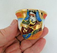Japanese Kutani Porcelain Sake Cup