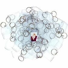 - Photo Keychain (50 Pc) Diy Birthday Wedding Favour Keyring Gifts Acrylic Blank