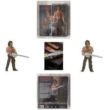 "NECA LEATHERFACE CLOTHED The Texas Chainsaw Massacre Part 3 2017 8"" inch FIGURE"