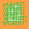 No Age-An Object  (UK IMPORT)  CD NEW