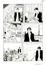"""LUCA ROSSI - Dylan Dog Color Fest n.9 """"Quell'hotel sulla spiaggia"""" p. 11"""